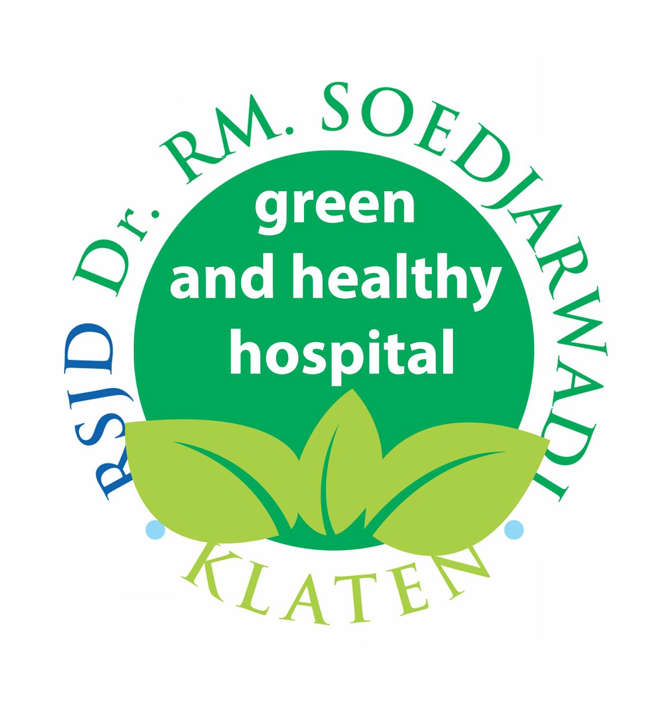 RSJD Dr. RM. Soedjarwadi menerapkan Green and Healthy Hospital